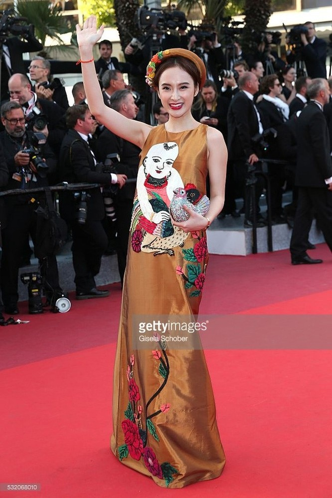 Bóc mẽ màn tỏa sáng tại Cannes của các sao châu Á ảnh 1