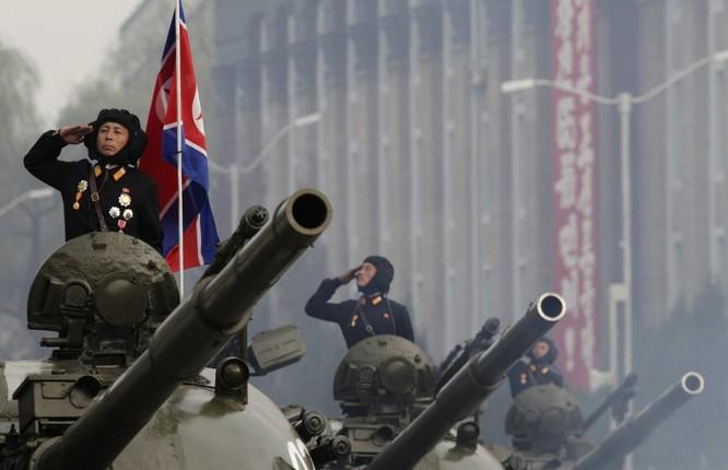 Sức mạnh của quân đội Triều Tiên ảnh 9