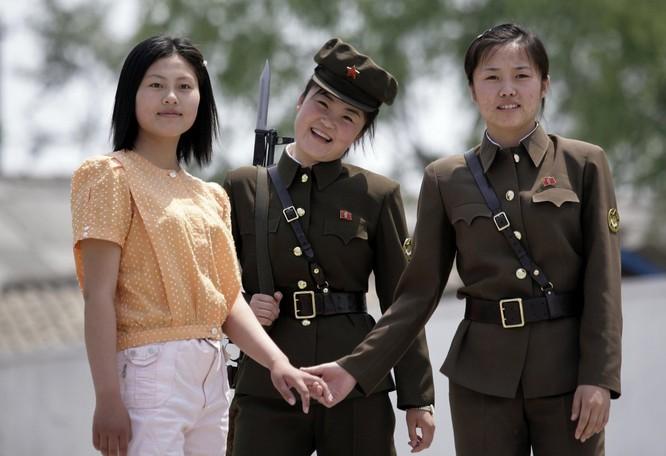 Sức mạnh của quân đội Triều Tiên ảnh 19