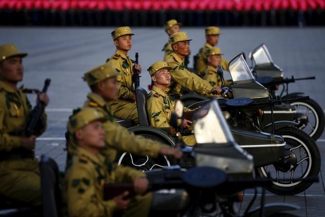 Sức mạnh của quân đội Triều Tiên ảnh 12