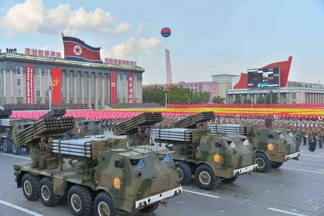 Sức mạnh của quân đội Triều Tiên ảnh 20