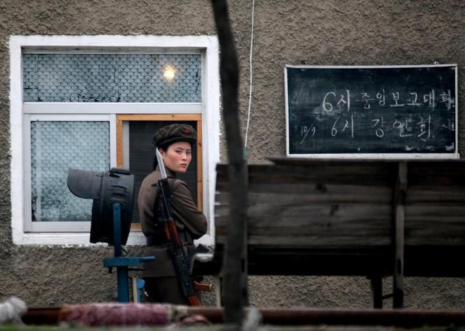 Sức mạnh của quân đội Triều Tiên ảnh 18