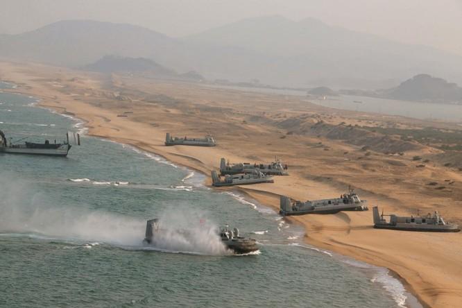 Sức mạnh của quân đội Triều Tiên ảnh 15