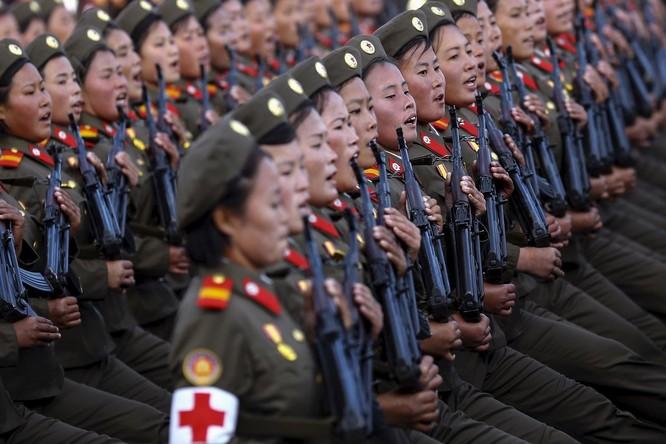 Sức mạnh của quân đội Triều Tiên ảnh 10
