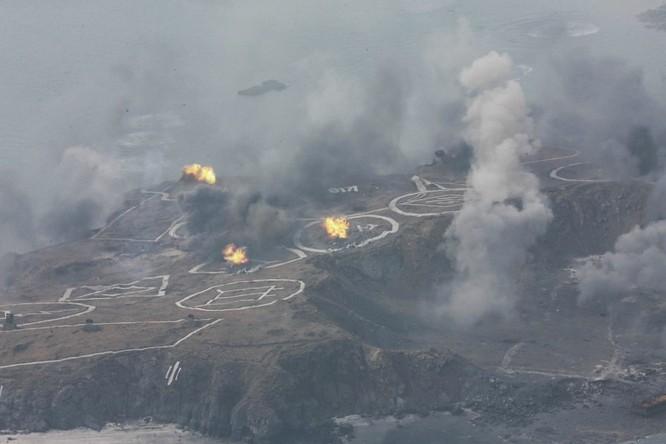 Sức mạnh của quân đội Triều Tiên ảnh 14