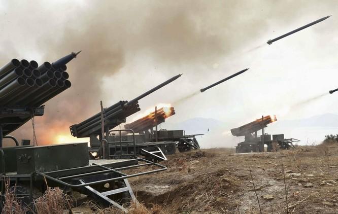 Sức mạnh của quân đội Triều Tiên ảnh 16