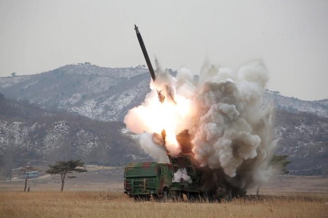 Sức mạnh của quân đội Triều Tiên ảnh 3