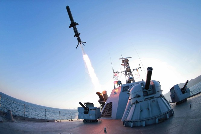 Sức mạnh của quân đội Triều Tiên ảnh 11