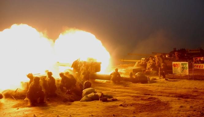 Sức mạnh của quân đội Triều Tiên ảnh 8
