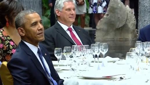 Mâm tiệc chiêu đãi Tổng thống Obama có gì? ảnh 1