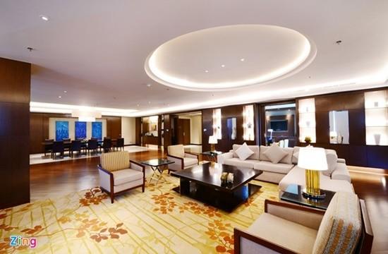 Đột nhập phòng khách sạn 7.000 USD/đêm Tổng thống Obama ở tại Hà Nội ảnh 3