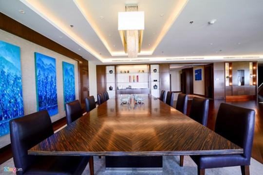 Đột nhập phòng khách sạn 7.000 USD/đêm Tổng thống Obama ở tại Hà Nội ảnh 8