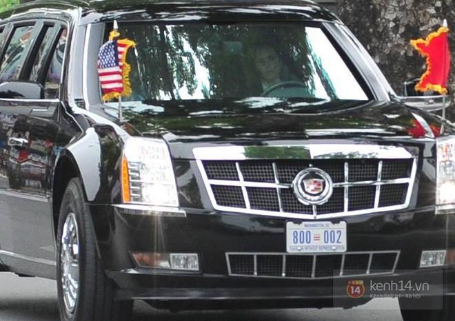 """Lái chiếc xe """"quái thú"""" cho Tổng thống Obama là một cô gái 26 tuổi ảnh 3"""
