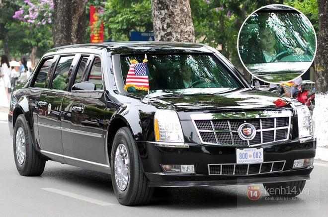 """Lái chiếc xe """"quái thú"""" cho Tổng thống Obama là một cô gái 26 tuổi ảnh 1"""