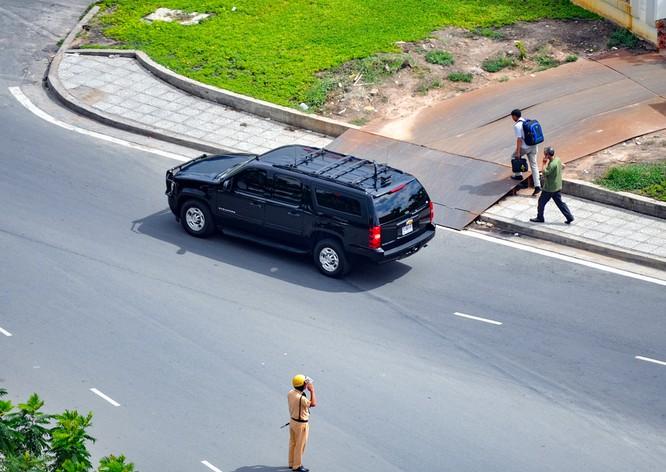 Những điều đặc biệt của đoàn xe chuyên dụng phục vụ Tổng thống Obama tại Sài Gòn ảnh 2