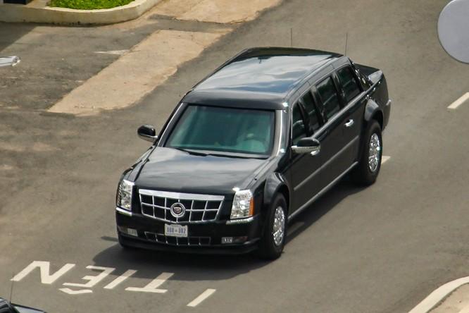 Những điều đặc biệt của đoàn xe chuyên dụng phục vụ Tổng thống Obama tại Sài Gòn ảnh 5