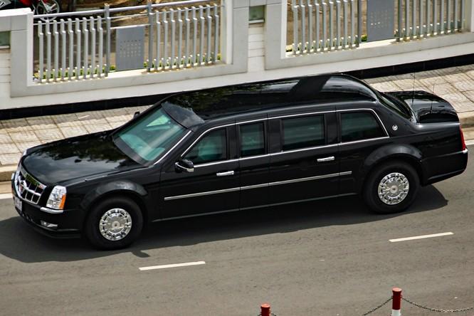 Những điều đặc biệt của đoàn xe chuyên dụng phục vụ Tổng thống Obama tại Sài Gòn ảnh 1