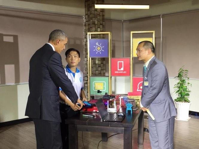 Tổng thống Mỹ: Tôi ấn tượng với sức mạnh tăng trưởng của Việt Nam ảnh 2