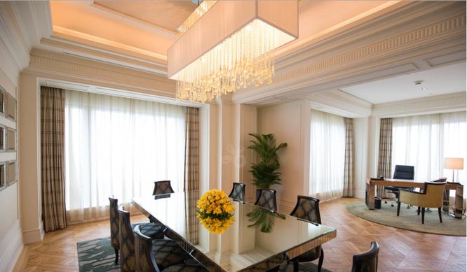 Phòng Nguyên thủ Tổng thống Obama lưu trú tại TP.HCM có gì đặc biệt? ảnh 17