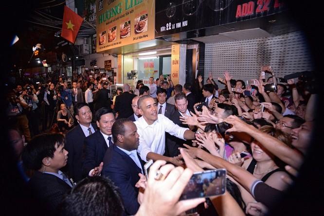 Tổng thống Mỹ đẹp ấn tượng qua góc máy phóng viên quốc tế ảnh 12