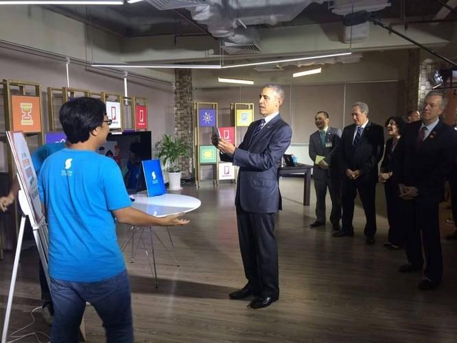 Tổng thống Mỹ: Tôi ấn tượng với sức mạnh tăng trưởng của Việt Nam ảnh 1