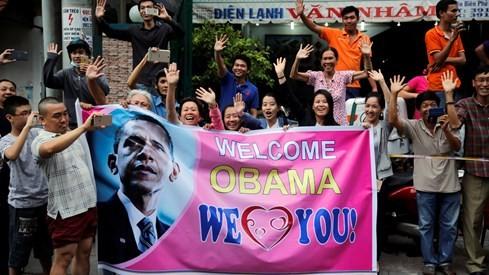 Ai giúp Tổng thống Obama viết diễn văn xúc động tại Việt Nam? ảnh 1