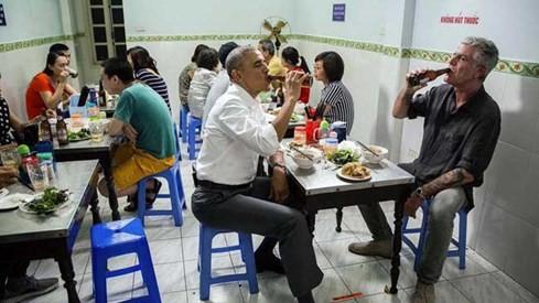 Ai giúp Tổng thống Obama viết diễn văn xúc động tại Việt Nam? ảnh 3