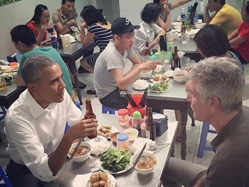 Ai giúp Tổng thống Obama viết diễn văn xúc động tại Việt Nam? ảnh 2