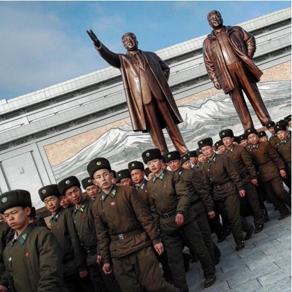 Ảnh độc về cuộc sống Triều Tiên rò rỉ trên Instagram ảnh 1