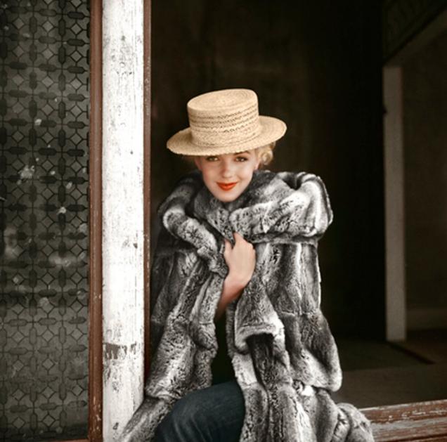 7 bức ảnh chưa từng công bố của minh tinh bạc mệnh Marilyn Monroe ảnh 3