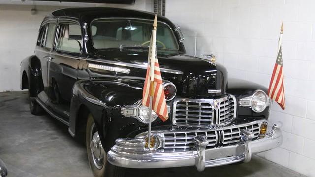 Bí mật đằng sau những mẫu xe của tổng thống Mỹ ảnh 3