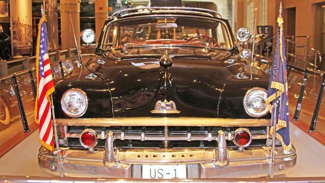 Bí mật đằng sau những mẫu xe của tổng thống Mỹ ảnh 7