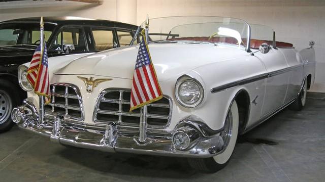 Bí mật đằng sau những mẫu xe của tổng thống Mỹ ảnh 4