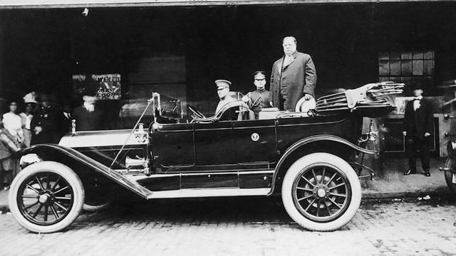 Bí mật đằng sau những mẫu xe của tổng thống Mỹ ảnh 1