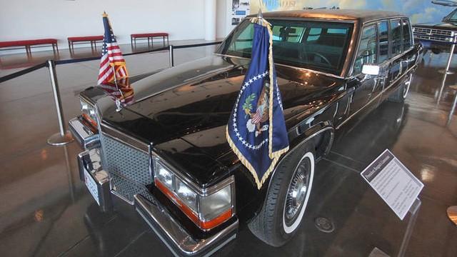 Bí mật đằng sau những mẫu xe của tổng thống Mỹ ảnh 5