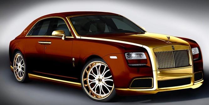 Chiêm ngưỡng những chiếc Rolls Royce siêu xa xỉ ảnh 6