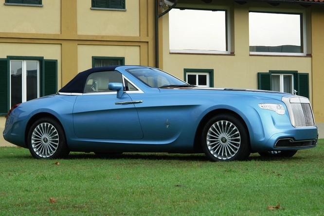 Chiêm ngưỡng những chiếc Rolls Royce siêu xa xỉ ảnh 7