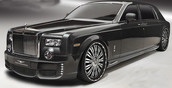 Chiêm ngưỡng những chiếc Rolls Royce siêu xa xỉ ảnh 1