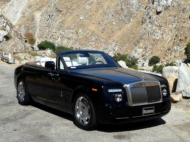 Chiêm ngưỡng những chiếc Rolls Royce siêu xa xỉ ảnh 3