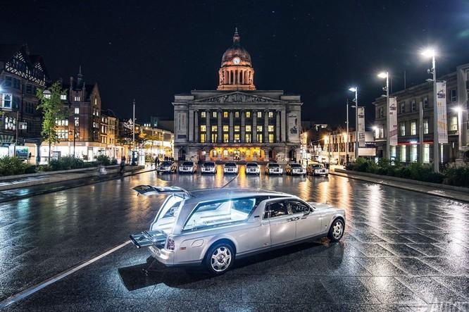 Chiêm ngưỡng những chiếc Rolls Royce siêu xa xỉ ảnh 2
