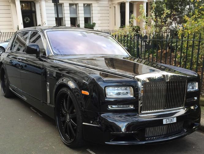 Chiêm ngưỡng những chiếc Rolls Royce siêu xa xỉ ảnh 4