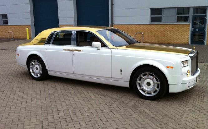 Chiêm ngưỡng những chiếc Rolls Royce siêu xa xỉ ảnh 9