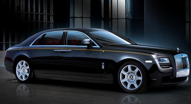 Chiêm ngưỡng những chiếc Rolls Royce siêu xa xỉ ảnh 5