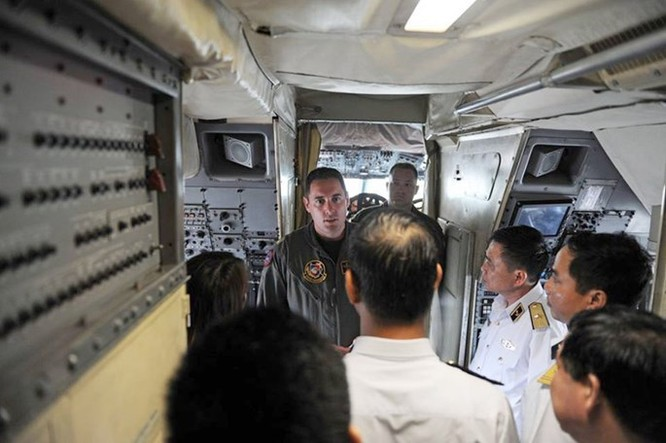 Video: Lockheed Martin phục hồi và tân trang máy bay P-3 Orion ảnh 7