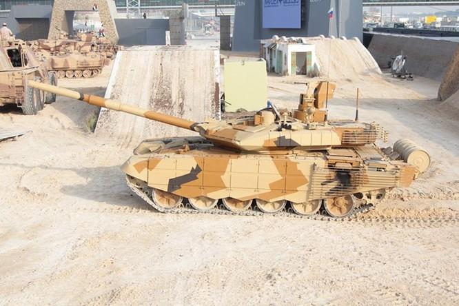"""Báo Nga: Việt Nam mua 1 tiểu đoàn """"xe tăng bay"""" T-90SM (video) ảnh 1"""