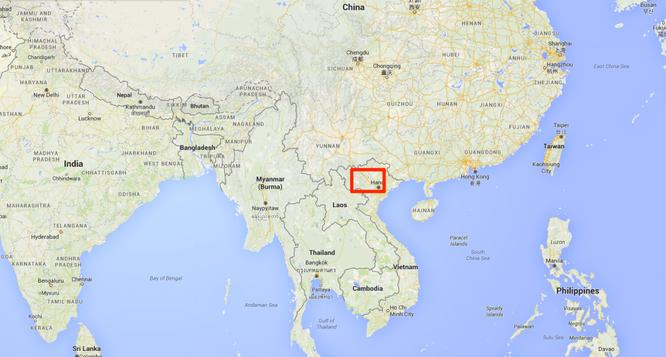 Tây Offroad nhớ đời ở Việt Nam ảnh 1