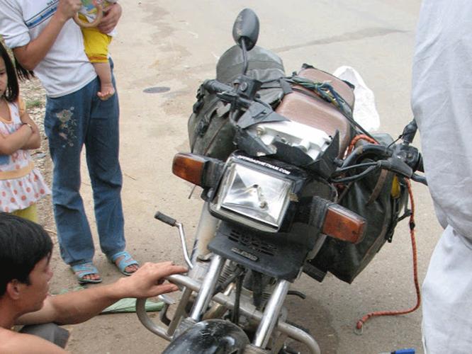 Tây Offroad nhớ đời ở Việt Nam ảnh 18