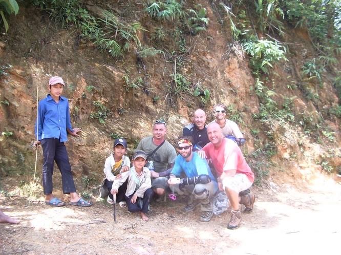 Tây Offroad nhớ đời ở Việt Nam ảnh 19