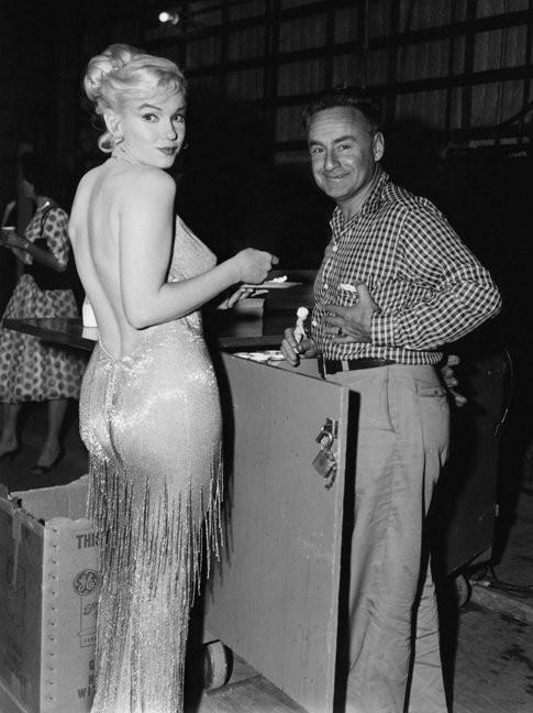 Những bức ảnh để đời của 'biểu tượng sex' Marilyn Monroe ảnh 2