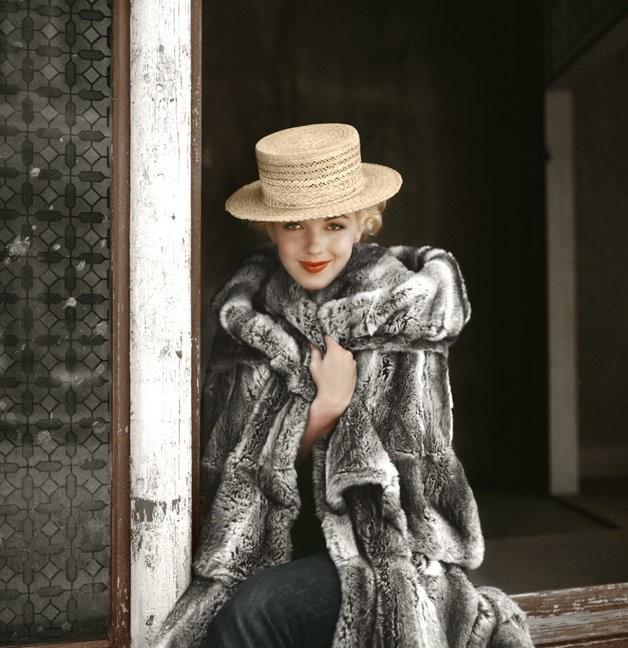 Những bức ảnh để đời của 'biểu tượng sex' Marilyn Monroe ảnh 3